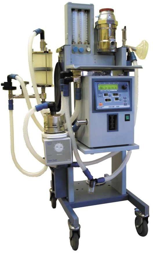Наркозно-дыхательный аппарат Полинаркон-Э-Вита с ИВЛ Элан-НР   Анестезиология   Наркозно-дыхательные аппараты