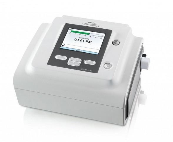 Система поддержания положительного давления в дыхательных путях BiPAP A40 Philips Respironics | Анестезиология | Дыхательные аппараты