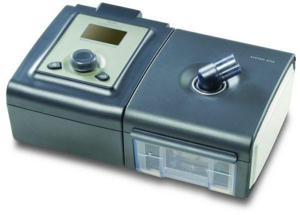 Система поддержания положительного давления в дыхательных путях BiPAP AutoSV Advanced Philips Respironics | Анестезиология | Дыхательные аппараты