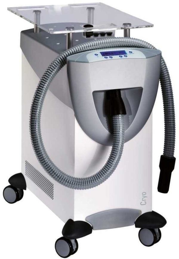 Установка для локальной криотерапии КриоДжет С200 Cryo-6  | Косметология | Криодеструкторы
