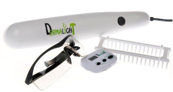 Ультрафиолетовая лампа Dermalight RU  | Дерматология | Ультрафиолетовые лампы