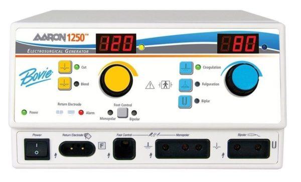 AARON 1250 Высокочастотный электрохирургический генератор   Электрохирургия   Электрокоагуляторы