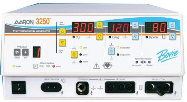 AARON 3250 Высокочастотный электрохирургический генератор | Электрохирургия | Электрокоагуляторы
