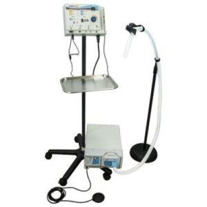 AARON 950 -G OB/GYN Мобильная комбинированная система высокочастотный генератор + эвакуатор дыма | Электрохирургия | Мобильные комбинированые системы