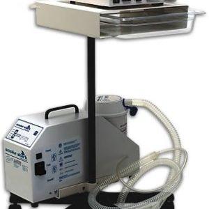 AARON 1250TM -G OB/GYN Мобильная комбинированная система высокочастотный генератор + эвакуатор дыма | Электрохирургия | Мобильные комбинированые системы