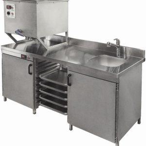 Кухня для подготовки фангопарафина ГФ-2-60 | Физиотерапия | Гидротерапия
