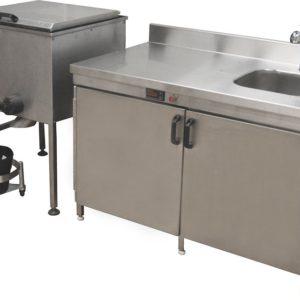 Кухня для подготовки лечебной грязи ГК-1-80 | Физиотерапия | Гидротерапия