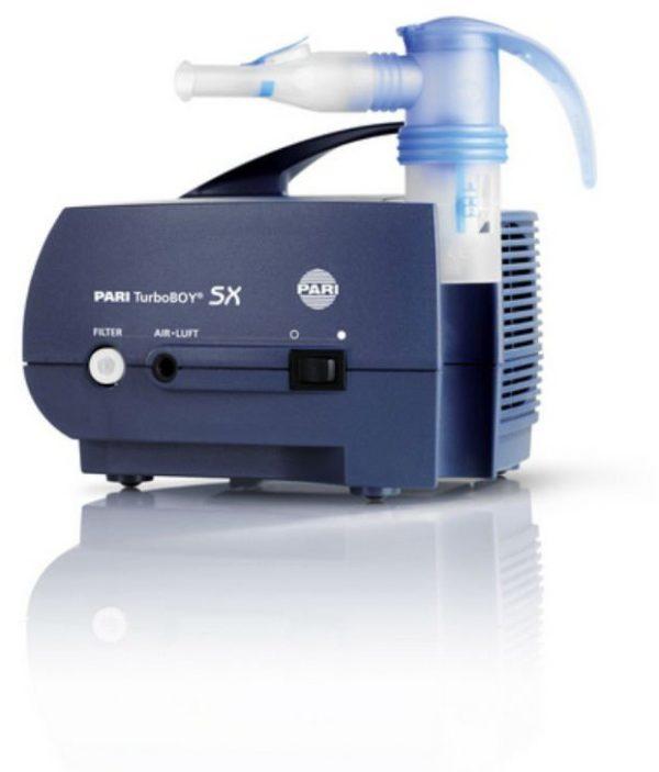Ингалятор компрессорный ПАРИ ТурбоБой SX | Физиотерапия | Ингаляторы