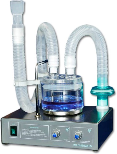 Ультразвуковой ингалятор Альбедо ИН-70 | Физиотерапия | Ингаляторы
