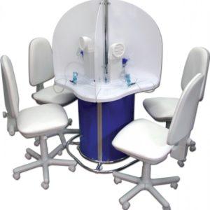 Ингаляционная установка НИКО | Физиотерапия | Ингаляторы