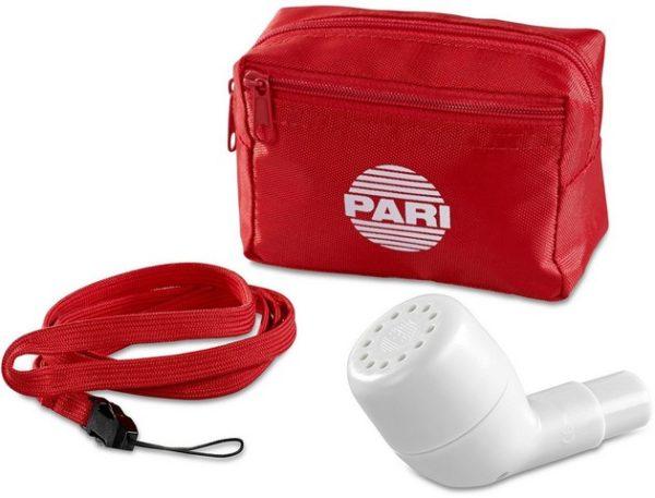 Дыхательный тренажер PARI-О-РЕР | Физиотерапия | Дыхательные тренажеры