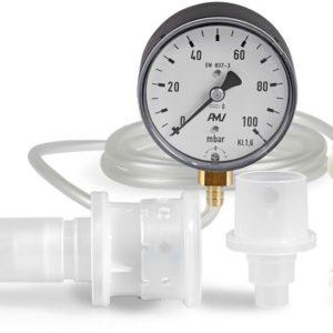 Тренажер дыхания PARI-PEP-II (система c манометром) | Физиотерапия | Дыхательные тренажеры