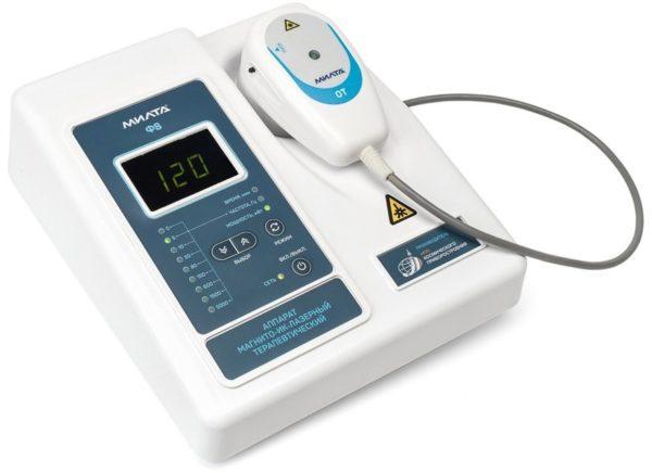 Аппарат лазерной терапии МИЛТА-Ф-8-01 | Физиотерапия | Лазерная физиотерапия