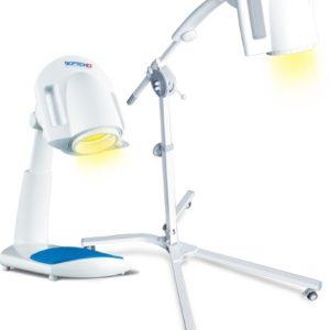 Прибор БИОПТРОН Про 1 с настольной стойкой BIOPTRON AG   Физиотерапия   Светолечение