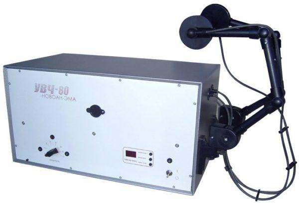 Аппарат для УВЧ-терапии УВЧ-80 Новоанн-ЭМА | Физиотерапия | УВЧ-терапия