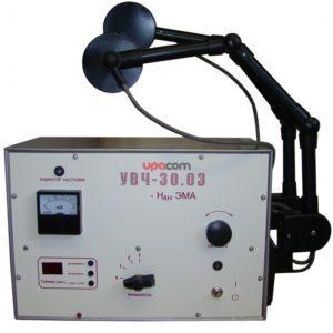Аппарат портативный для УВЧ-терапии УВЧ-30-03 НанЭМА | Физиотерапия | УВЧ-терапия