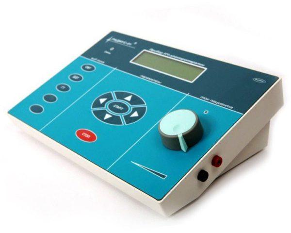 Прибор Радиус-01 | Физиотерапия | Электрические токи