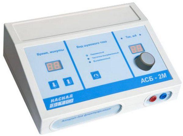Медицинский аппарат для флюктуаризации АСБ-2М   Физиотерапия   Электрические токи