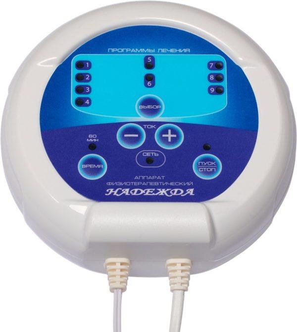 Аппарат высокотоновой физиотерапии НАДЕЖДА   Физиотерапия   Аппараты для домашнего применения