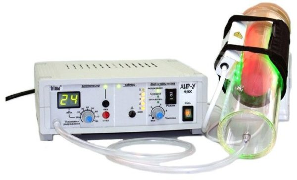 Аппарат АИР-У плюс | Физиотерапия | Аппараты для домашнего применения