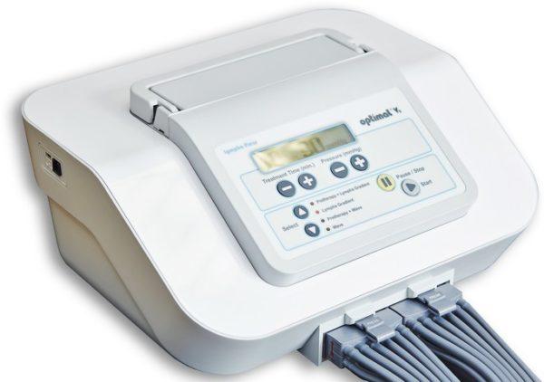 Аппарат для прессотерапии и лимфодренажа Lympha Press Optimal | Физиотерапия | Прессотерапия