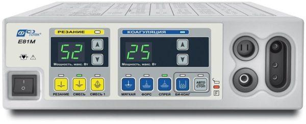 Аппарат высокочастотный электрохирургический ЭХВЧ 80-03 ФОТЕК | Гинекология | Аппараты для гинекологии