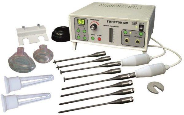 Аппарат ультразвуковой низкочастотный гинекологический ГИНЕТОН-ММ   Гинекология   Аппараты для гинекологии