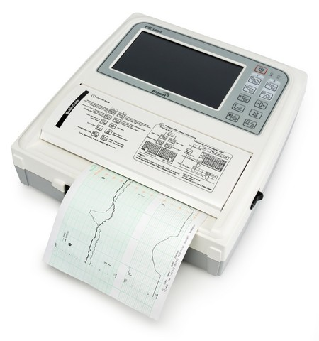 Монитор для двуплодной беременности FC-1400 УОМЗ | Гинекология | Фетальные мониторы