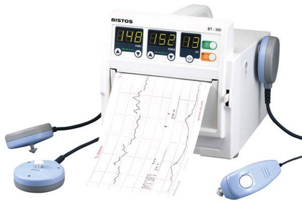 Фетальный монитор Bistos BT-300   Гинекология   Фетальные мониторы