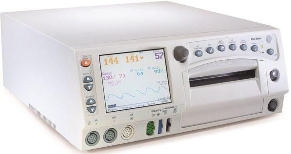 Серия фетальных мониторов GE Corometrics 250CX | Гинекология | Фетальные мониторы