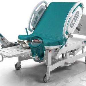 Кровать-трансформер для родов Intelligent Dixion | Гинекология | Кровати гинекологические