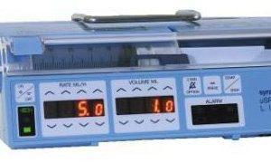 SYRAMED μSP6000 LITE Шприцевой инфузионный дозатор Syramed | Электрохирургия | Дозаторы для инфузионных систем