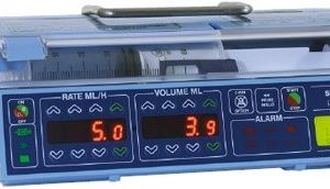 SYRAMED μSP6000 CLASSIC Шприцевой инфузионный дозатор | Электрохирургия | Дозаторы для инфузионных систем