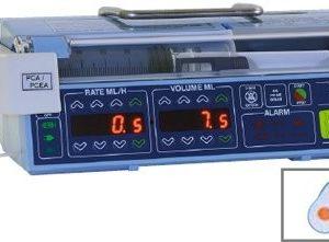 SYRAMED μSP6000 PCA Шприцевой инфузионный дозатор | Электрохирургия | Дозаторы для инфузионных систем