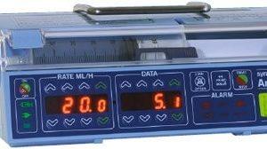 SYRAMED μSP6000 Anesthesia Шприцевой инфузионный дозатор | Электрохирургия | Дозаторы для инфузионных систем