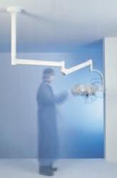FIBULA 300 Подвесная система для медицинских аппаратов | Светильники медицинские | Консоли подвесные потолочные
