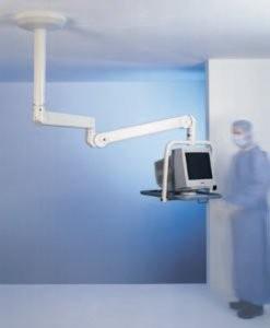 FIBULA 400 Подвесная система для медицинских аппаратов больших габаритов | Светильники медицинские | Консоли подвесные потолочные