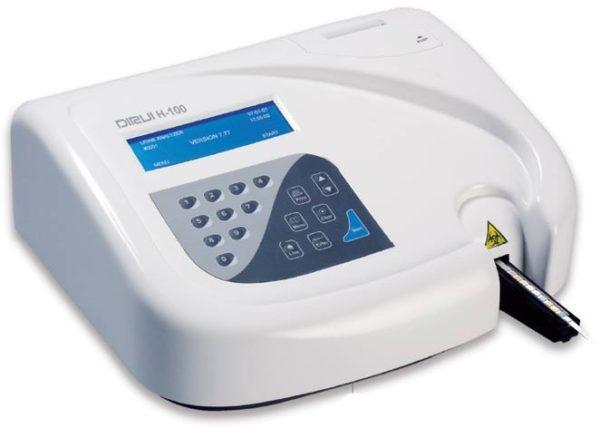Анализатор мочи без поверки Dirui H-100 | Лабораторное оборудование | Анализаторы | Анализаторы мочи