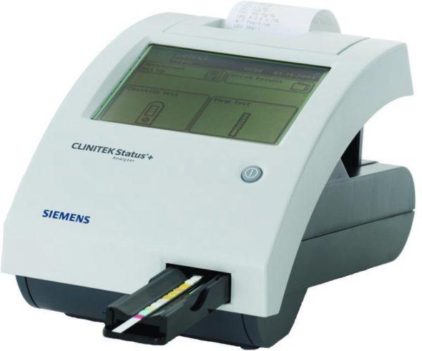 Анализатор мочи на тест-полосках Clinitek Status Plus Siemens Diagnostics | Лабораторное оборудование | Анализаторы | Анализаторы мочи