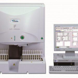 Анализатор мочи UF-1000i Sysmex   Лабораторное оборудование   Анализаторы   Анализаторы мочи