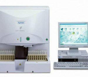 Анализатор мочи UF-500i Sysmex   Лабораторное оборудование   Анализаторы   Анализаторы мочи