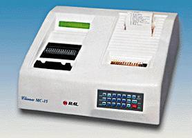 Биохимический полуавтоматический анализатор Clima MC-15 | Лабораторное оборудование | Анализаторы | Биохимические анализаторы | Анализаторы биохимические полуавтоматические