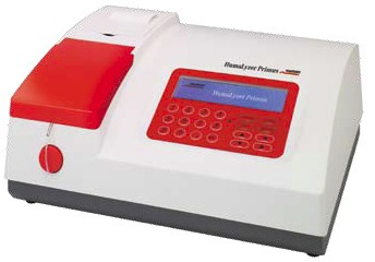 Анализатор биохимический HUMALYZER Primus   Лабораторное оборудование   Анализаторы   Биохимические анализаторы   Анализаторы биохимические полуавтоматические