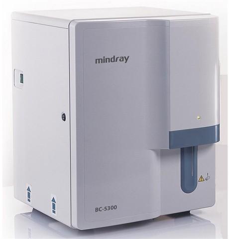 Mindray BC-5300 Гематологический анализатор автоматический | Лабораторное оборудование | Анализаторы | Анализаторы гематологические | Анализаторы гематологические автоматические