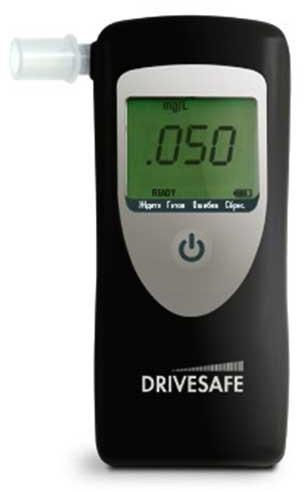 Алкотестер Drivesafe II   Лабораторное оборудование   Анализаторы   Анализаторы алкоголя (алкотестеры)