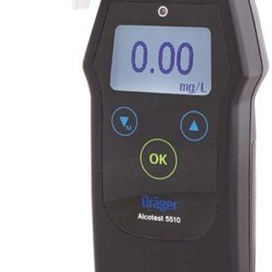 Алкотестер Alcotest 5510 Draeger   Лабораторное оборудование   Анализаторы   Анализаторы алкоголя (алкотестеры)