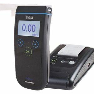 Анализатор паров этанола в выдыхаемом воздухе (алкотестер) Alcotest 6820 с принтером Draeger   Лабораторное оборудование   Анализаторы   Анализаторы алкоголя (алкотестеры)