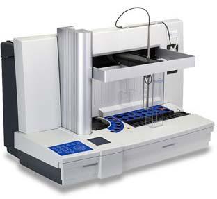 Helena AC-4 Коагулометр автоматический | Лабораторное оборудование | Анализаторы | Анализаторы гемостаза | Автоматические анализаторы гемостаза