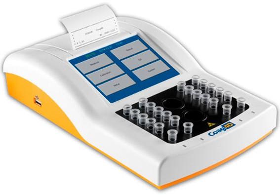 Diagon Coag 4D Коагулометр полуавтоматический | Лабораторное оборудование | Анализаторы | Анализаторы гемостаза | Полуавтоматические анализаторы гемостаза