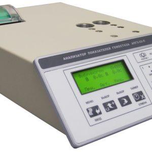 Анализатор показателей гемостаза АПГ2-02-П ЭМКО | Лабораторное оборудование | Анализаторы | Анализаторы гемостаза | Полуавтоматические анализаторы гемостаза